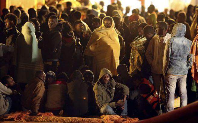 Η Ιταλία διώχνει όσους μετανάστες δεν προέρχονται από εμπόλεμες περιοχές