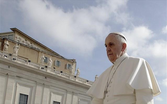 Ο Πάπας θα επισκεφτεί τη Λέσβο!