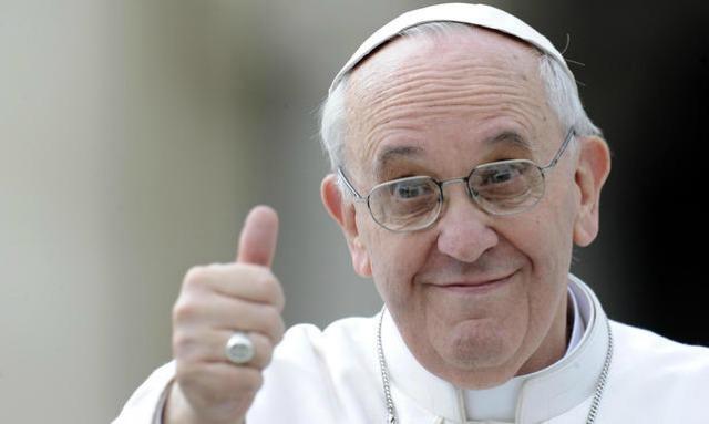 «Δώρο Θεού» χαρακτήρισε το σeξ ο Πάπας