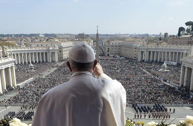 Η επίσημη ανακοίνωση του Βατικανού για την επίσκεψη Πάπα στη Λέσβο