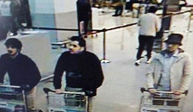 Συνελήφθη ο «άνδρας με το καπέλο» στις Βρυξέλλες