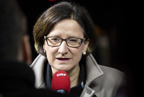 Εδιωξαν από το υπουργείο Εξωτερικών της Αυστρίας την σκληροπυρηνική Γιοχάνα Μικλ-Λάιτνερ