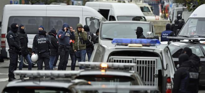Μεγάλη αστυνομική επιχείρηση στις Βρυξέλλες – Εκκενώνουν γειτονιά