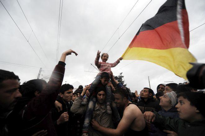 Η Γερμανία δέχθηκε… 16 πρόσφυγες από την Τουρκία
