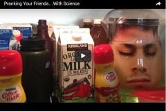 Πως να τρελάνετε τους φίλους σας με την βοήθεια της επιστήμης