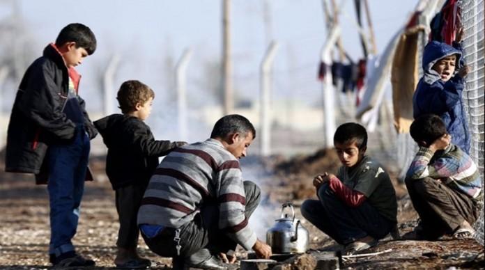 Εκρηκτική η κατάσταση με τους πρόσφυγες στη Λέσβο