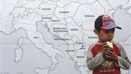 Διεθνής Αμνηστία: Το 80% των πολιτών αποδέχονται τους πρόσφυγες