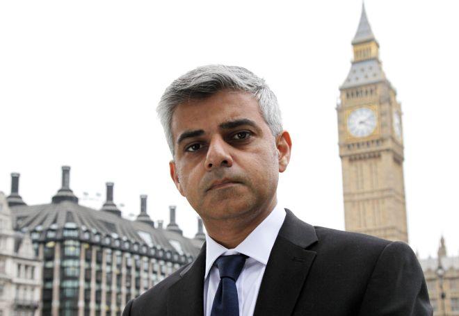 Ένα μουσουλμάνος φαβορί για δήμαρχος του Λονδίνου!