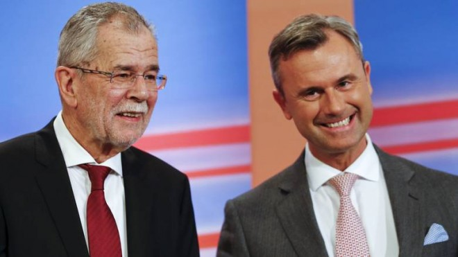 Ακροδεξιός ή Πράσινος; Η Αυστρία πρέπει να περιμένει ως τη Δευτέρα για να μάθει τον νέο Πρόεδρο