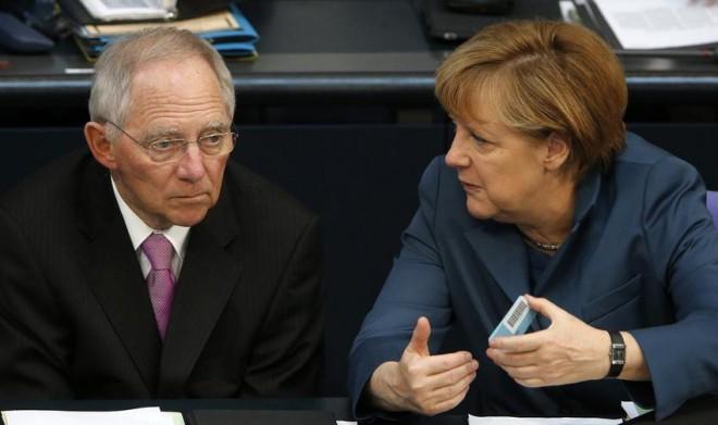 Εντολή Μέρκελ σε Σόιμπλε να κλείσει το θέμα της Ελλάδας