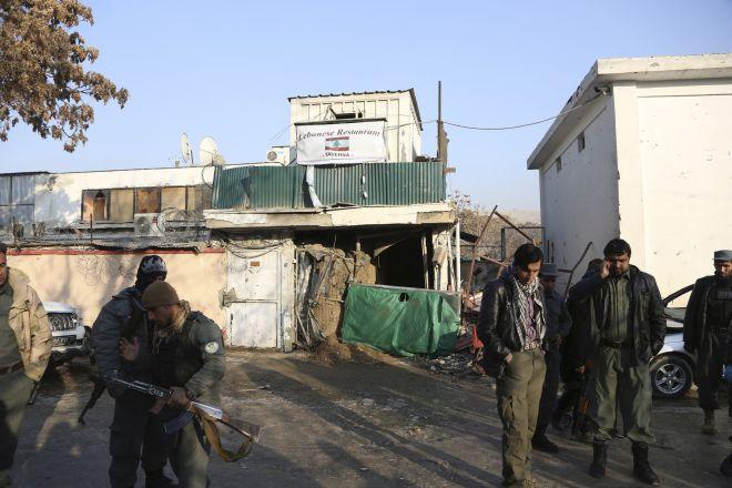 Φρίκη στο Αφγανιστάν-Οι Ταλιμπάν εκτέλεσαν 16 επιβάτες λεωφορείου