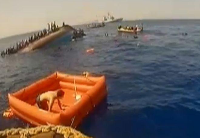 Νέα τραγωδία στη Μεσόγειο-Φόβοι για 80 νεκρούς μετανάστες
