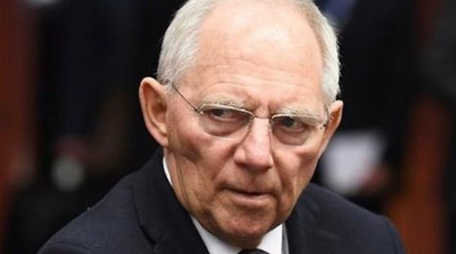 Αισιόδοξος για συμφωνία με την Ελλάδα ο Σόιμπλε