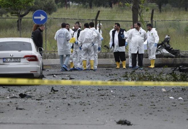 To PKK πίσω από τη βομβιστική επίθεση στην Κωνσταντινούπολη