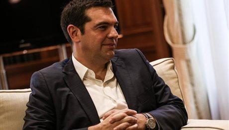 Αλ. Τσίπρας: «Ανεξάρτητη και πολυδιάστατη η εξωτερική πολιτική της Ελλάδας»