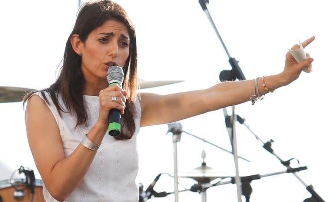 Η νεαρή Βιρτζίνια Ράτζι δήμαρχος της Ρώμης