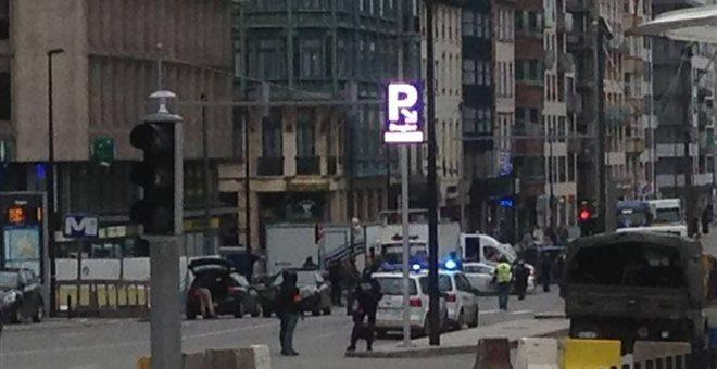 Εκκενώθηκε εμπορικό κέντρο στις Βρυξέλλες
