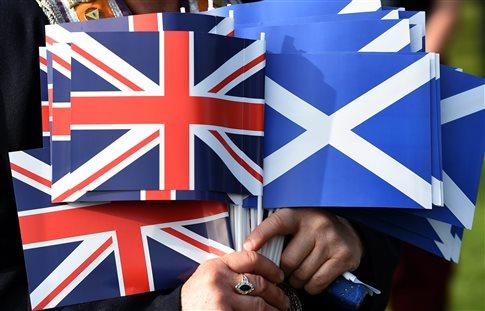 Η Σκωτία «θα επιχειρήσει να μπλοκάρει» το Brexit!