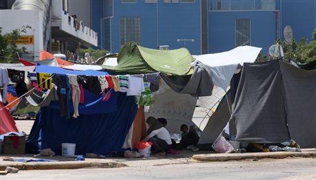 Πάνω από 57.200 οι πρόσφυγες ανά τη χώρα