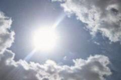 Ηλιοφάνεια με λίγες νεφώσεις βαθμιαία αυξημένες