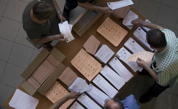 Επίσημα αποτελέσματα στην Ισπανία:Πρώτο κόμμα το Λαικό, τρίτο οι Podemos