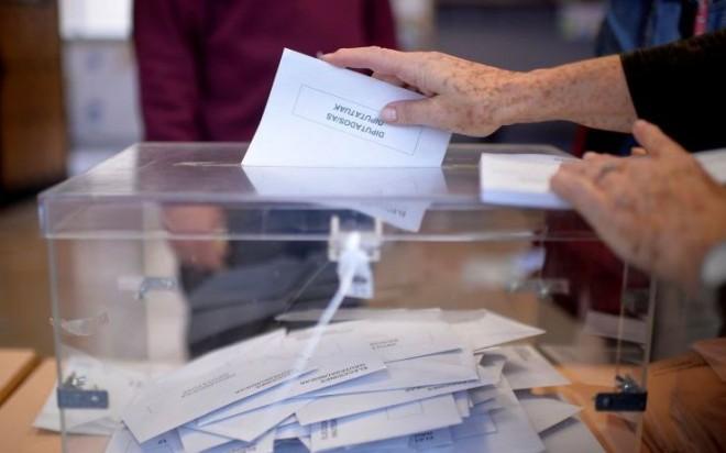 Οι Ισπανοί γυρνούν την πλάτη στις εκλογές