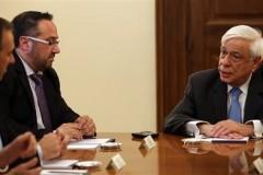 Πρ. Παυλόπουλος: Αναγκαίες οι διορθώσεις στο πρόγραμμα του ΔΝΤ