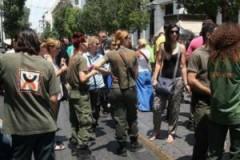 """Καλό ταξίδι Ματίνα! Έφυγε η ηρωίδα δημοτική αστυνομικός που έγινε """"ασπίδα"""" για να σώσει παιδιά στο Ελληνικό"""