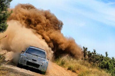 Πανέτοιμη η TOYOTA GAZOO Racing WRC με το Yaris