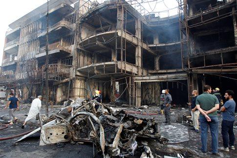 Ιράκ: Μακελειό της ISIS στη Βαγδάτη, στους 79 οι νεκροί