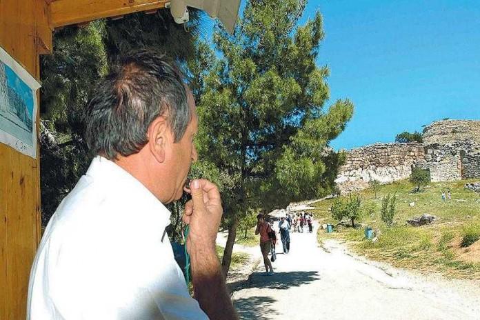12 θέσεις εργασίας στην εφορεία αρχαιοτήτων Θεσσαλονίκης
