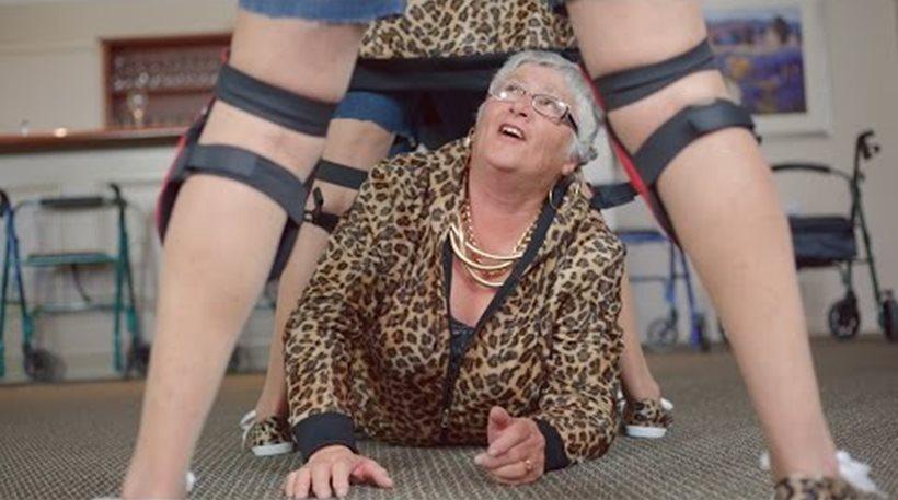 Συνταξιούχοι έκαναν βίντεο κλιπ τραγούδι της Τέιλορ Σουίφτ και έγινε viral (βίντεο)