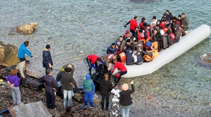 Ανησυχία από την αύξηση των ροών των μεταναστών στα νησιά
