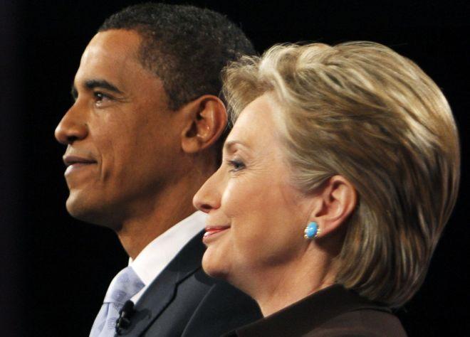 Θερμή και επίσημη στήριξη Ομπάμα στη Χίλαρι