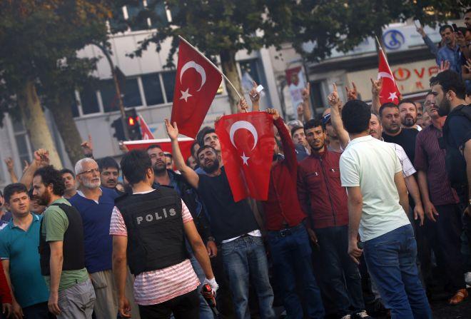 Πυροβόλησαν αντιδήμαρχο του Σισλί στην Κωνταντινούπολη!