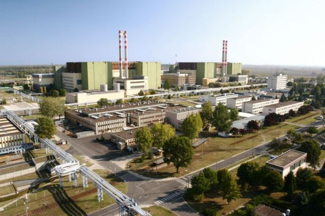 Διέκοψαν τη λειτουργία πυρηνικού αντιδραστήρα στην Ουγγαρία λόγω τεχνικού προβλήματος