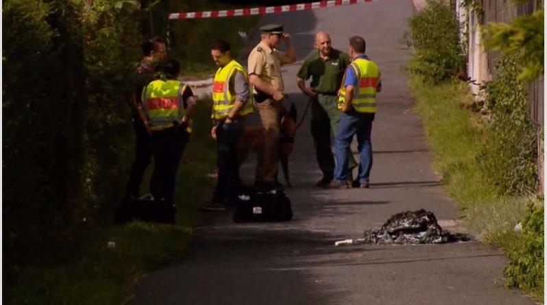 Έκρηξη στη Γερμανία κοντά σε γραφείο μετανάστευσης !