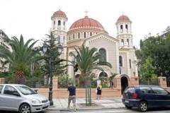 20 προσαγωγές μετά την έφοδο στην Μητρόπολη Θεσσαλονίκης