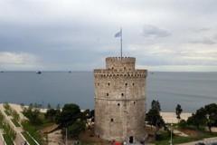 Καιρός στη Θεσσαλονίκη: Συννεφιά και μικρή… ανάσα δροσιάς