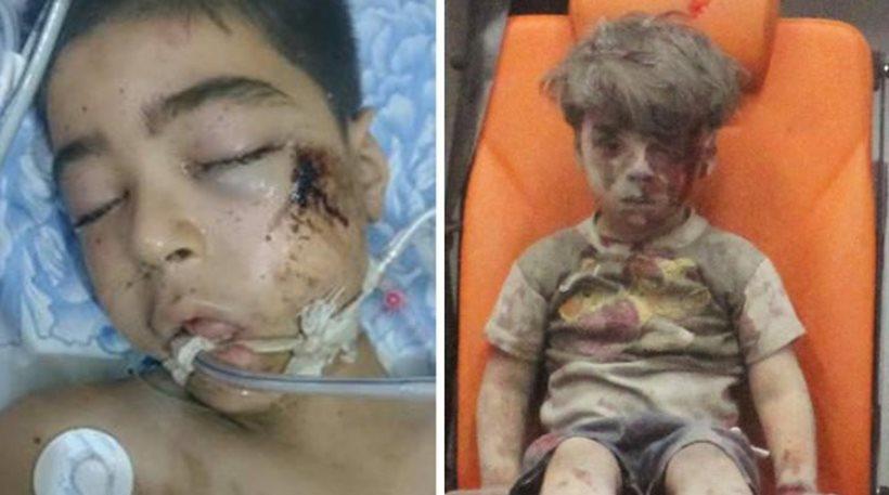 Πέθανε ο 10χρονος αδελφός του μικρού Ομράν