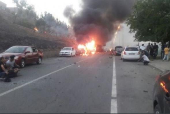 Τουρκία: Τουλάχιστον επτά νεκροί και δεκάδες τραυματίες από διπλή βομβιστική επίθεση