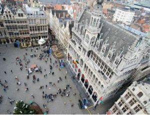 Έκρηξη στις Βρυξέλλες!