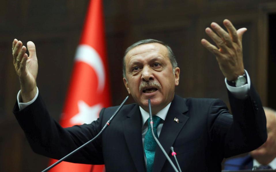 Ο Ερντογάν λέει πως τα βρήκε με τον Πούτιν και επιτίθεται σε Ευρώπη, Μέρκελ, ΝΑΤΟ!