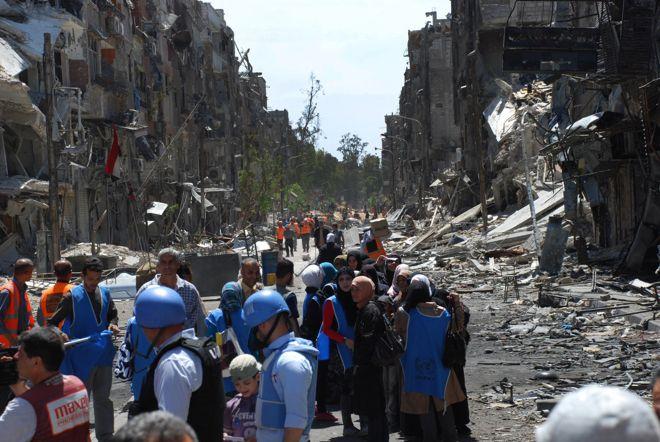 Ξεπέρασαν τους 290.000 οι νεκροί από τον εμφύλιο στη Συρία
