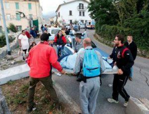 Μεγάλη προσοχή: Επηρεάζει την Ελλάδα ο φονικός σεισμός της Ιταλίας;