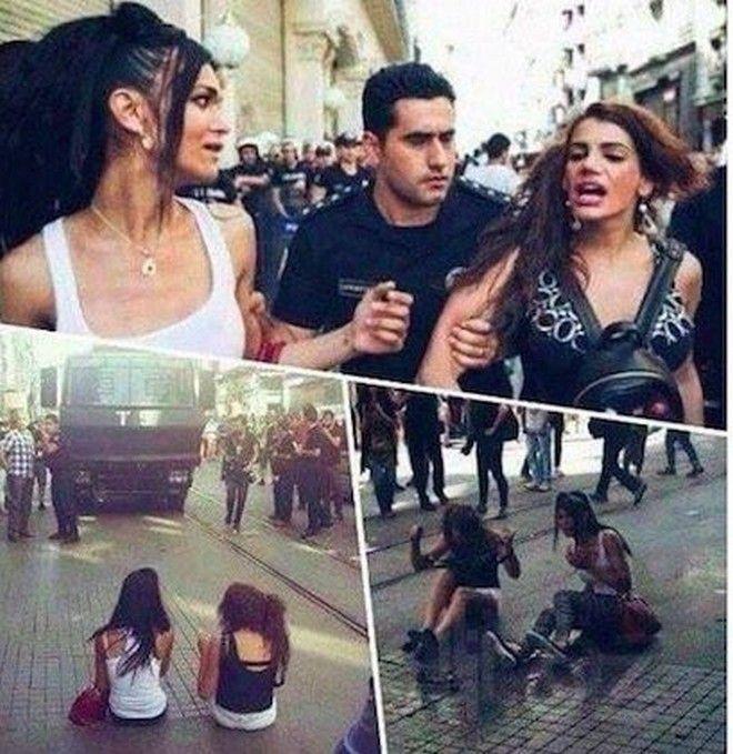 Οργή και αποτροπιασμός- Βίασαν και έκαψαν την Hande Kader