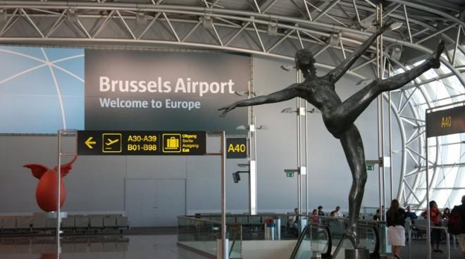 Απειλή για βόμβες σε δύο αεροσκάφη που κατευθύνονται στις Βρυξέλλες