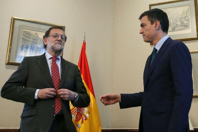 Οι σοσιαλιστές της Ισπανίας αρνούνται να δώσουν ψήφο εμπιστοσύνης στον Ραχόι