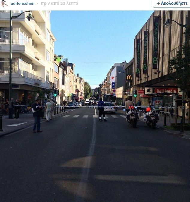 Βέλγιο: Γυναίκα μαχαίρωσε επιβάτες σε λεωφορείο (ΦΩΤΟ)