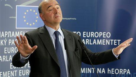 Το οικονομικό επιτελείο συναντά τον Μοσκοβισί στις Βρυξέλλες
